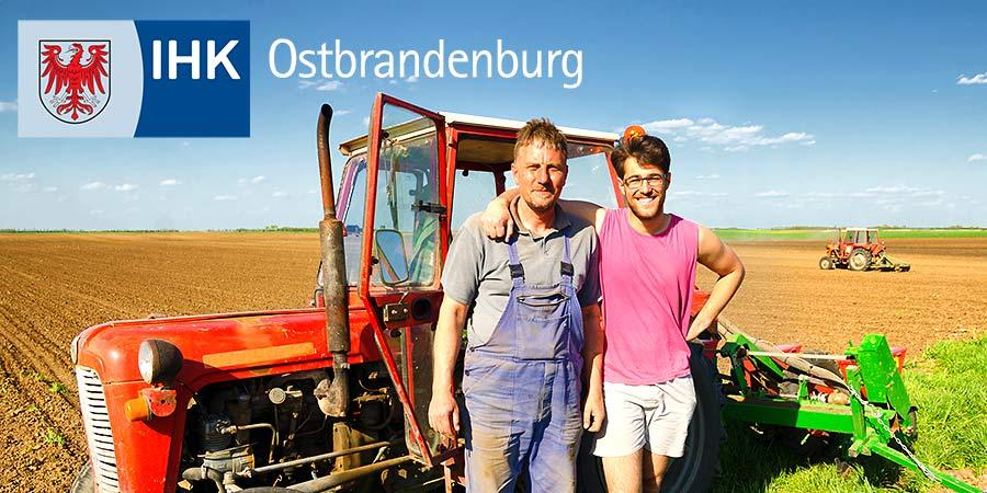 Unternehmensübergabe im Fokus bei den Brandenburger Nachfolgegesprächen.