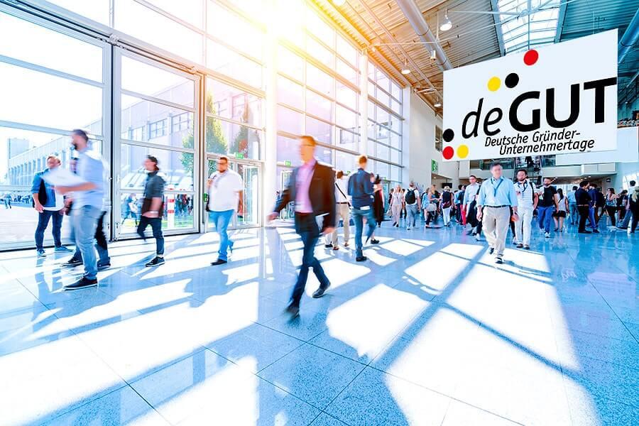 Deutsche Gründer- und Unternehmertage (deGUT) 2016
