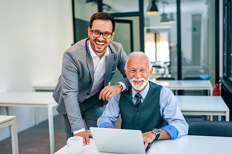 DIHK-Report 2018: Unternehmensnachfolge für Übergeber