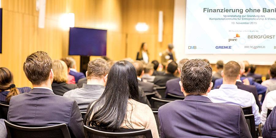 Das KompetenzCentrum der FOM wurde in Berlin eröffnet.