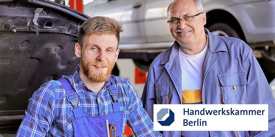Nachfolge im Handwerk - Handwerkskammer Berlin informiert