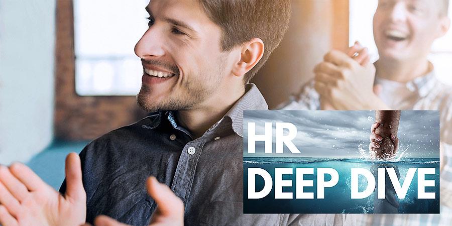 Die aktuelle Situation im Personalmanagement in deutschen Unternehmen ruft zum Handeln auf: Treffen Sie bei Deep Dive auf Experten, die Sie praxisnah an Lösungen heranführen.