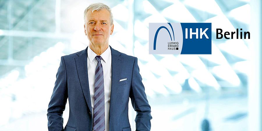 Die IHK Berlin unterstützt Unternehmer und Unternehmerinnen bei Ihrem Nachfolgeprojekt.q
