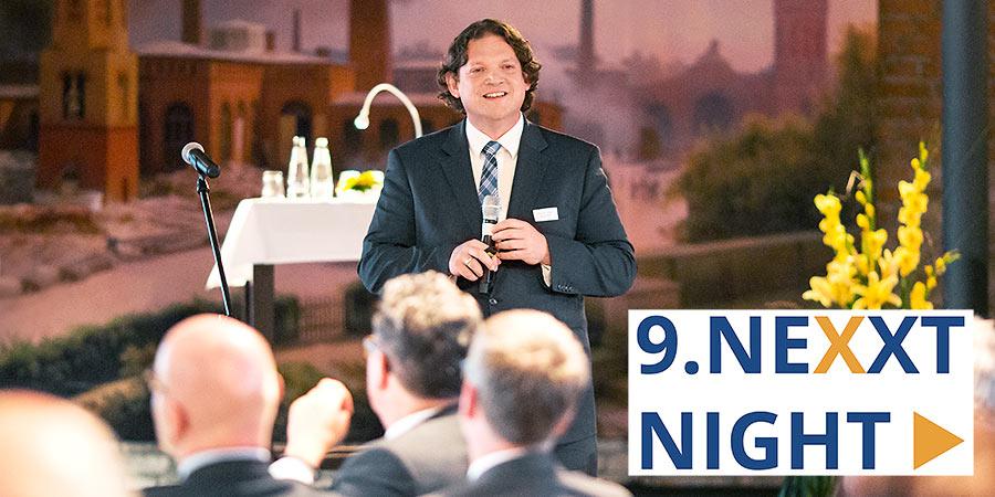 Betriebsübergabe im Fokus der 9. nexxt-night Veranstaltung mit Prof. Dr. Holger Wassermann von INTAGUS