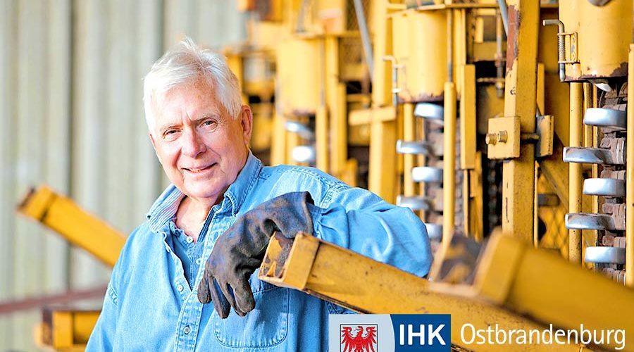 IHK Ostbrandenburg Veranstaltung zur Unternehmensnachfolge