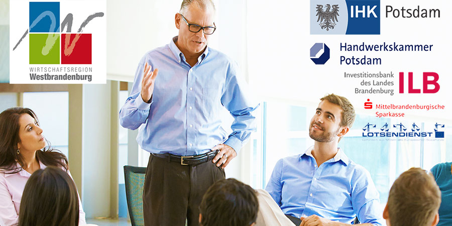 Das 2. Nachfolgeforum Westbrandenburg findet am 16.11.2016 statt und informiert über das Thema Nachfolge.