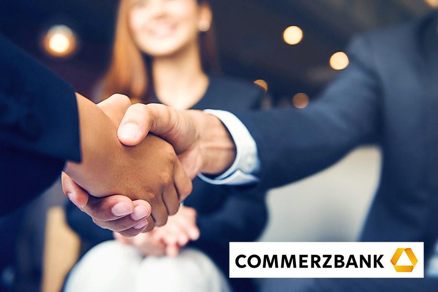 Mit der Commerzbank Projekte realisieren - wir sind jetzt Partner!