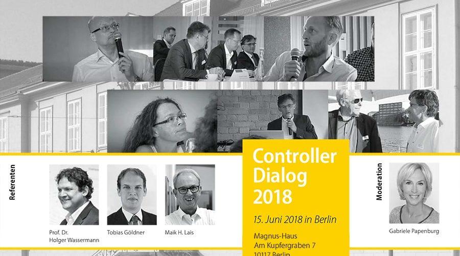Der Controller Dialog 2018: Luft nach oben