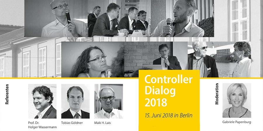 Der Controller Dialog 2018 findet in Berlin statt.
