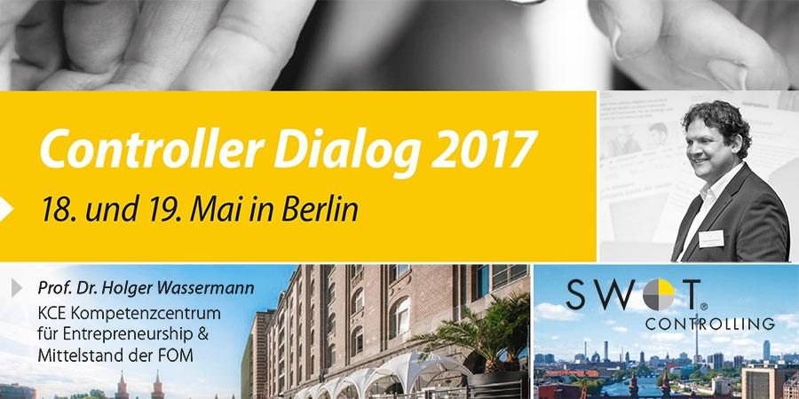 Der Controller Dialog in Berlin umfasst alle neue Highlights.