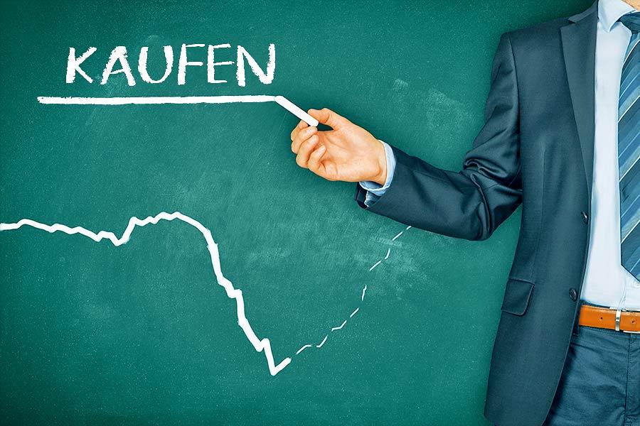 Unternehmen kaufen in der Krise: Gründe