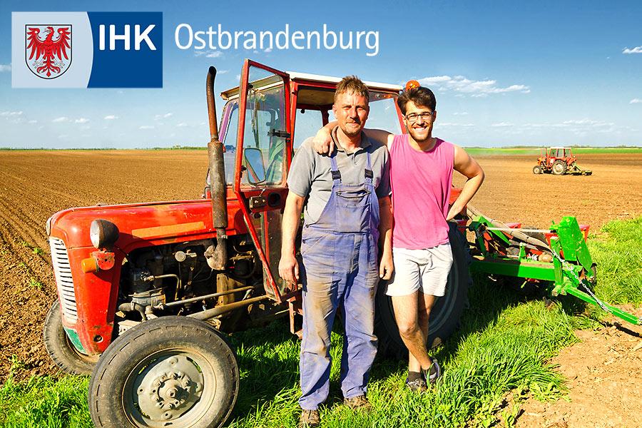Die Brandenburger Nachfolgegespräche: Unternehmensübergabe