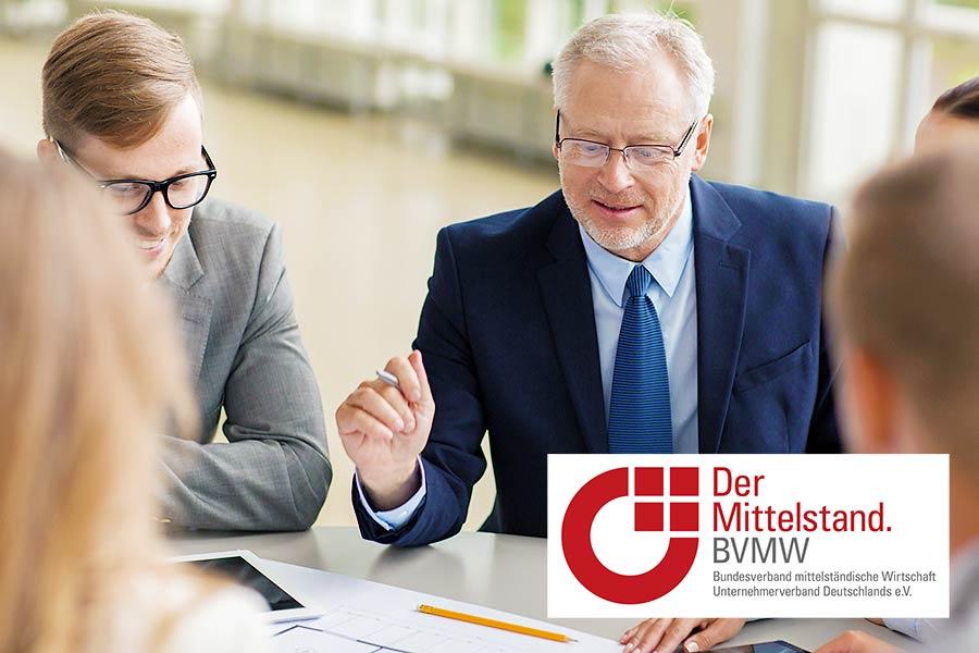 INTAGUS unterstützt den BVMW Expertenkreis Nachfolge