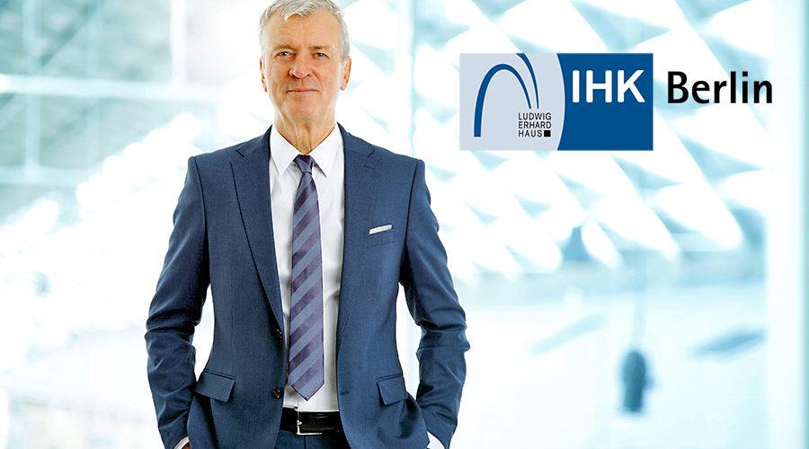 IHK Berlin Veranstaltung zur Unternehmensnachfolge