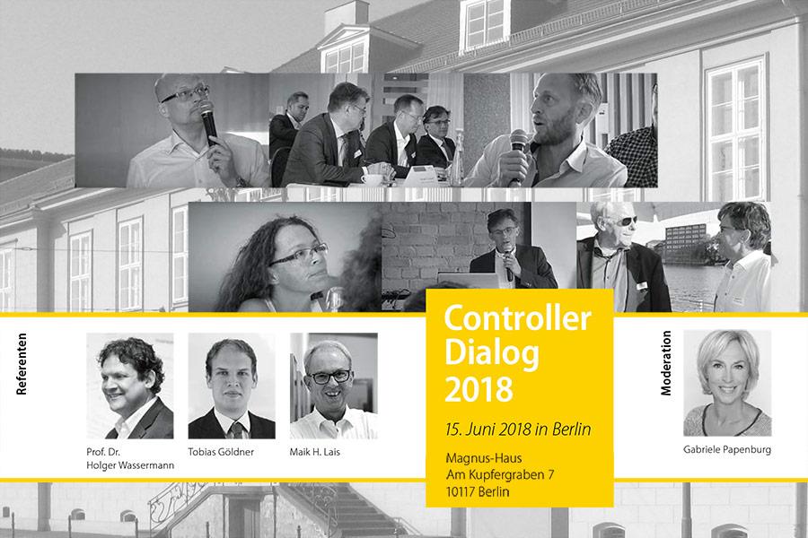 Der Controller Dialog 2018 vermittelt Teilnehmern Praxis und Theorie.