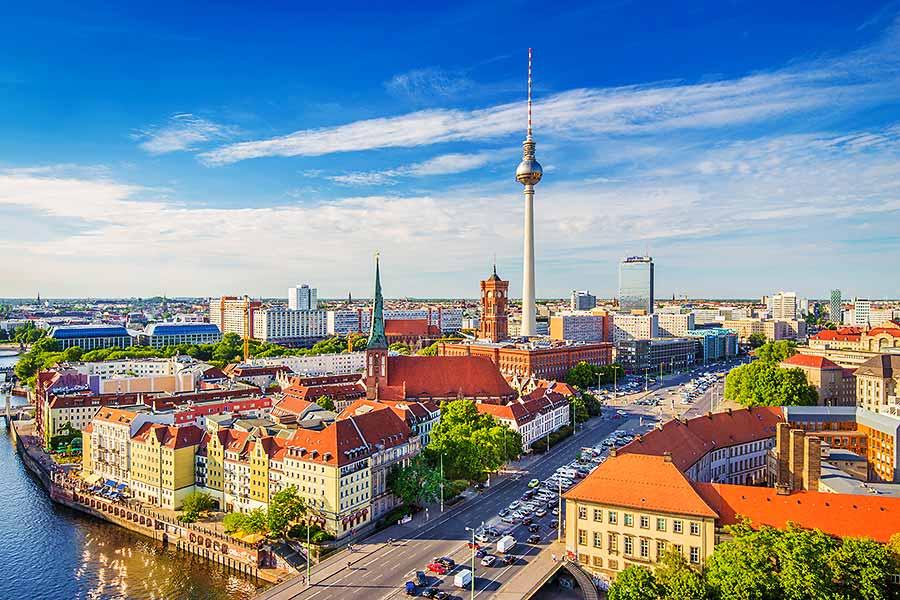 Region Berlin: Blick auf die Stadt mit Potential für Ihre Nachfolge und Transaktion von Unternehmen