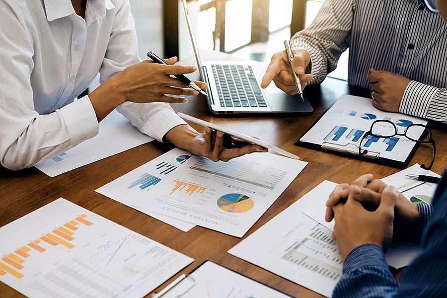 Unternehmensexterne Nachfolge: Besprechung im Zuge der Unternehmensbewertung