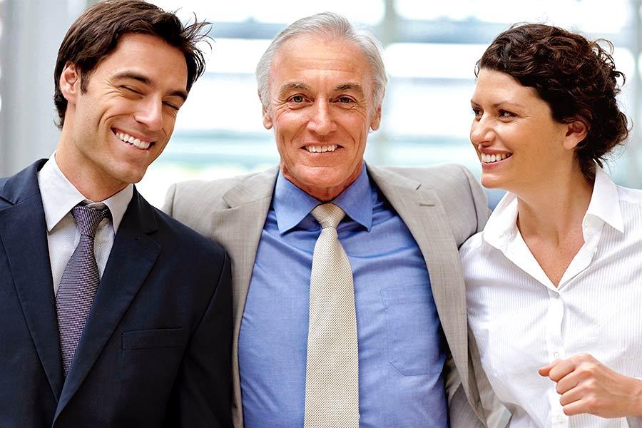 Die Unternehmensnachfolge im Mittelstand gilt als unser Hauptberatungsbereich.